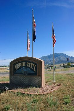 Nephi, Utah | encyclopedia article by TheFreeDictionary