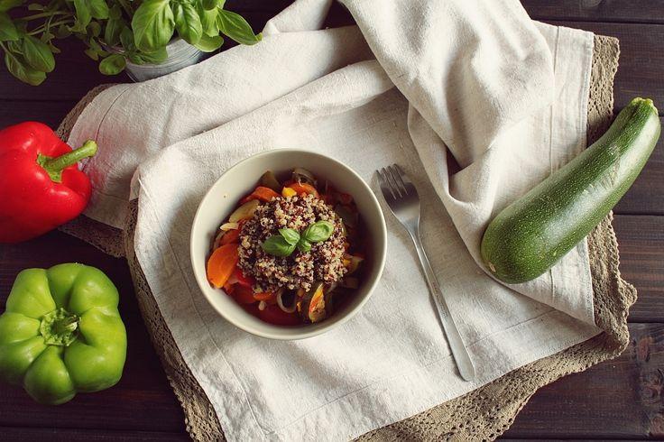 Gulasz warzywny - obiad idealny