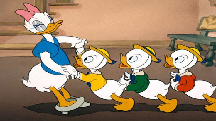 Donald Duck and Huey, Dewey and Louie's greatest cartoons. (English vers...