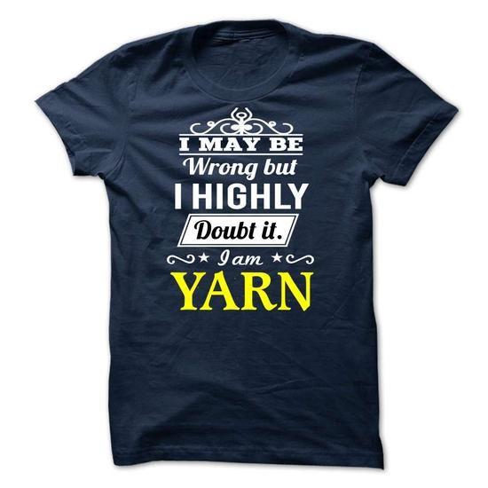 YARN -may be T-Shirts, Hoodies (19$ ==► Order Shirts Now!)