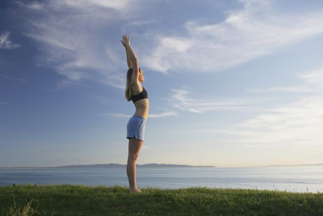 The Health Benefits of Yoga Are Both Mental & Physical