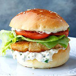Burgery rybne - Fishburgery | Kwestia Smaku
