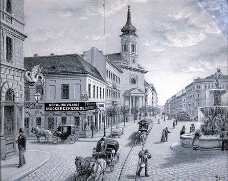 1830asEvek - Kálvin tér – Wikipédia