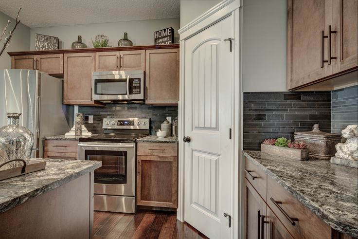 The Winchester has such an elegant kitchen!