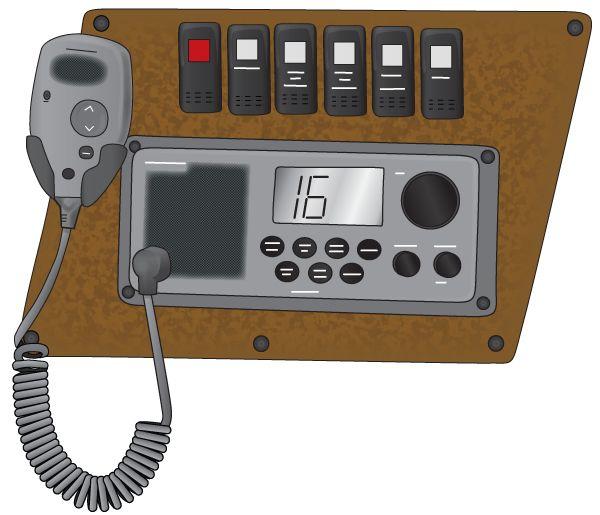 VHF-Radio | Florida Boating Handbook