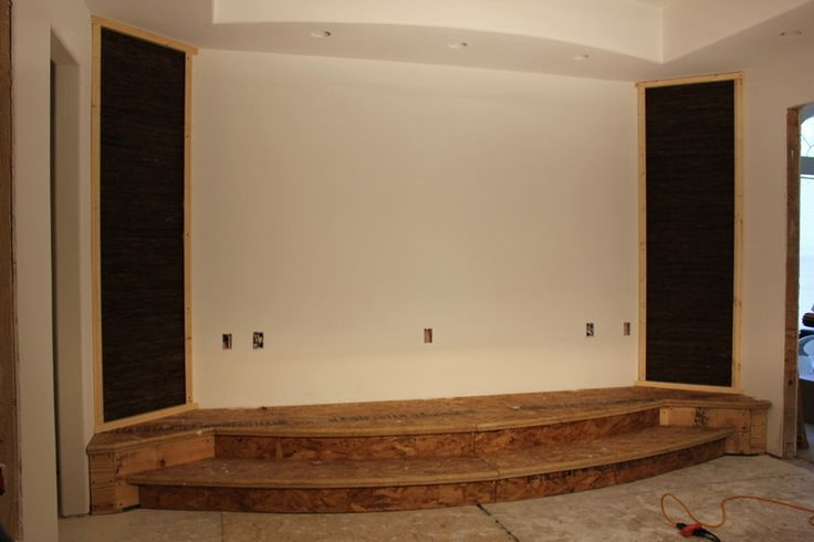 Spaceman Theater Build Bass Trap Home Theater Build Pinterest Theater Side Wall And Bass