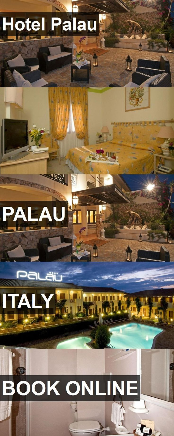 Hotel Palau in Palau, Italy. For more information, photos, reviews and best prices please follow the link. #Italy #Palau #travel #vacation #hotel