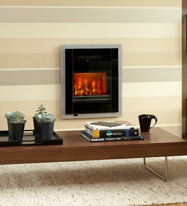 24 best wall mounted fires images on pinterest wall for 24 wall mount electric fireplace