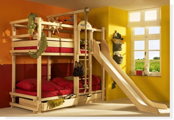 Childrens Bunk Beds Decoration - http://goodhomeids.net/childrens-bunk-beds-decoration/