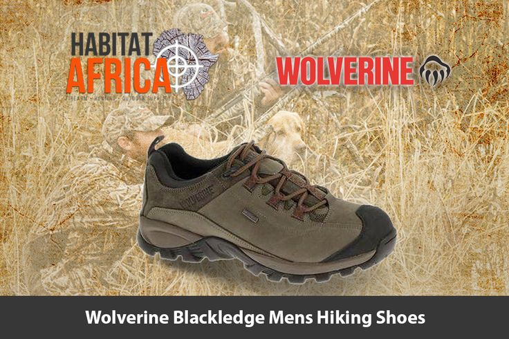 The Wolverine Blackledge low cut mens hiking shoe is designed to be nimble for…