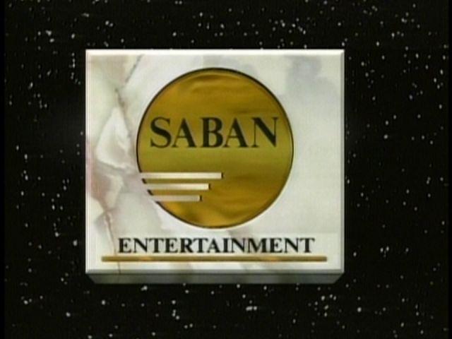 Saban Entertainment logo (1988-1996)