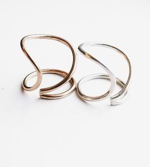 Maya Wrap Ring