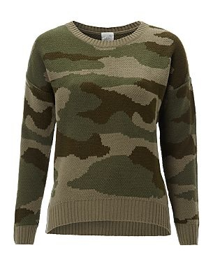G21 Camouflage Jumper