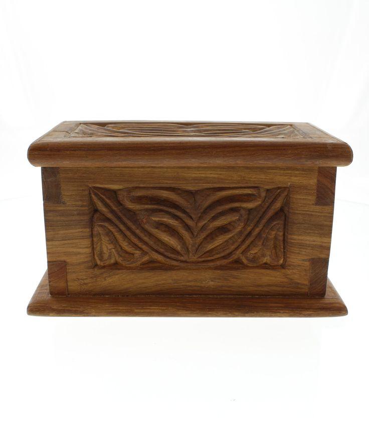 54. Rosewood Handmade Jewelry Box