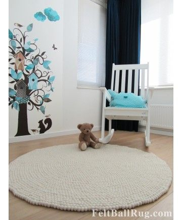 Pure Off White: We've got your baby room covered. Happy customers…