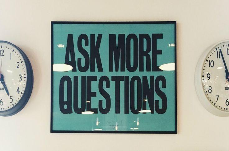 Co zrobić, żeby z pojedynczej sceny powstała fabuła książki lub opowiadania? Na pewno zadawać nieustannie pytania! - Zostać Pisarzem
