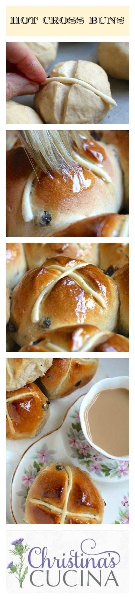 Easy Steps on How to Make Delicious Hot Cross Buns!