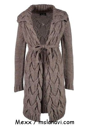 Knitted pattern / СХЕМА http://mslanavi.com/2014/10/vyazanye-palto-i-kardigany-spicami-s-shirokimi-kosami/ Вязаные пальто и кардиганы спицами