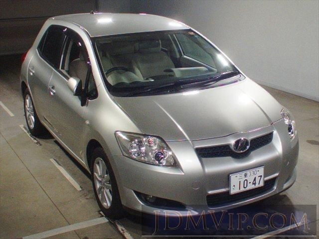 2008 toyota auris 150 x m nze151h. Black Bedroom Furniture Sets. Home Design Ideas