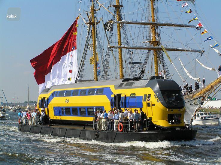 NS Dutch railways - SAIL