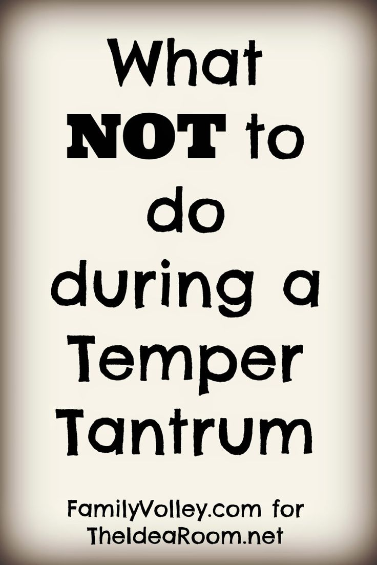 how-to-deal-with-tantrums  --- Things I never had to deal with until T.  :/