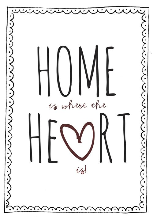 Home is where the heart is; Creëer jouw lievelingshuis - Blog - ShowHome.nl