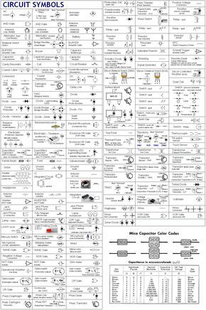 Images About Schematic Symbols On Pinterest. buzzer electrical symbol. circuit diagram generator. different electrical symbols.