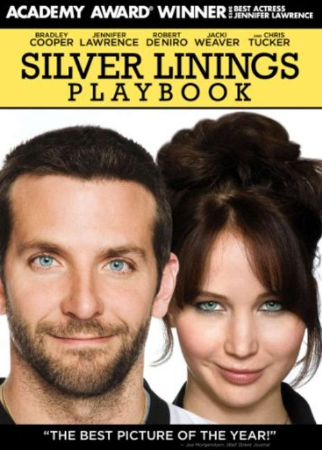 The Silver Linings Playbook is an inspiring movie to watch as a couple, where you learn that there is a positive outcome in every bad situation.  #thesilverliningsplaybook #funathome #moviesforcouples #bestmoviesforcouples #funathome #homecoupleactivities #watchingmovies #funactivitiesforcouples