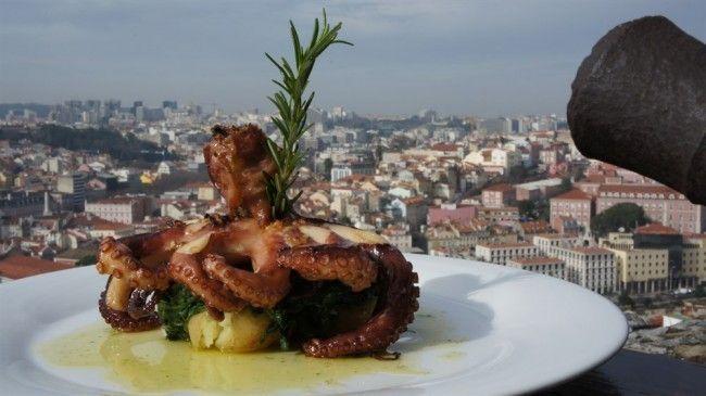 Restaurante Casa do Leão, Castelo de São Jorge, Lisboa - Go Discover Portugal travel