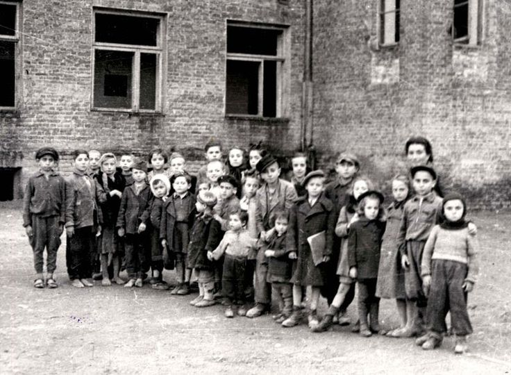 Under the pretext of conducting inspections of sanitary conditions during a typhus outbreak, Irena Sendler and her co-workers visited the Ghetto and smuggled out babies and small children in ambulances and trams, sometimes disguising them as packages.