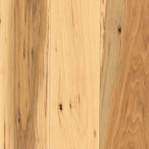 Mohawk Arlington Country Natural Hickory 3/4 in. Thick x 5 in. Wide x Random Length Solid Hardwood Flooring (19 sq. ft. / case) HSC99-10 at The Home Depot - Mobile