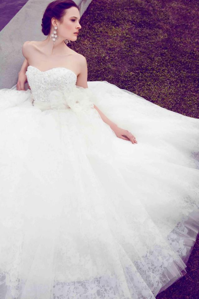 NOU Runaway BrideWedding AttireWedding