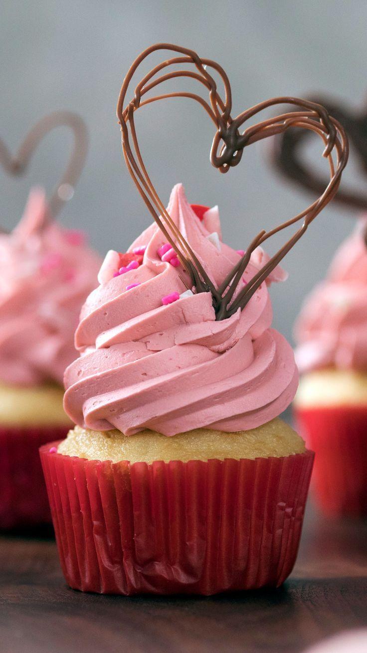Valentine's Day Chocolate Hacks   – Schokoladen Desserts – #Chocolate #Day #…