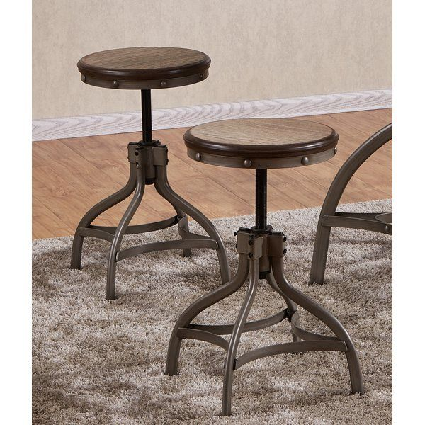 Best Quality Furniture Adjustable Bar Stool & Reviews | Wayfair