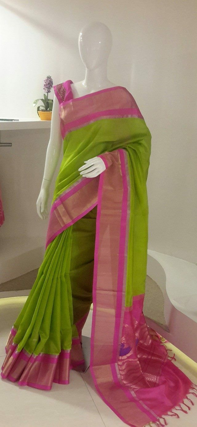pink & green!!! so pretty