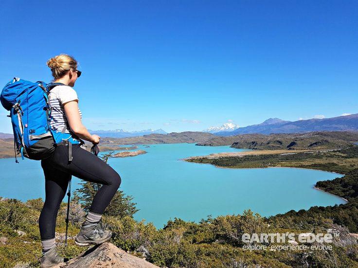 Patagonia - Pehoe Lake