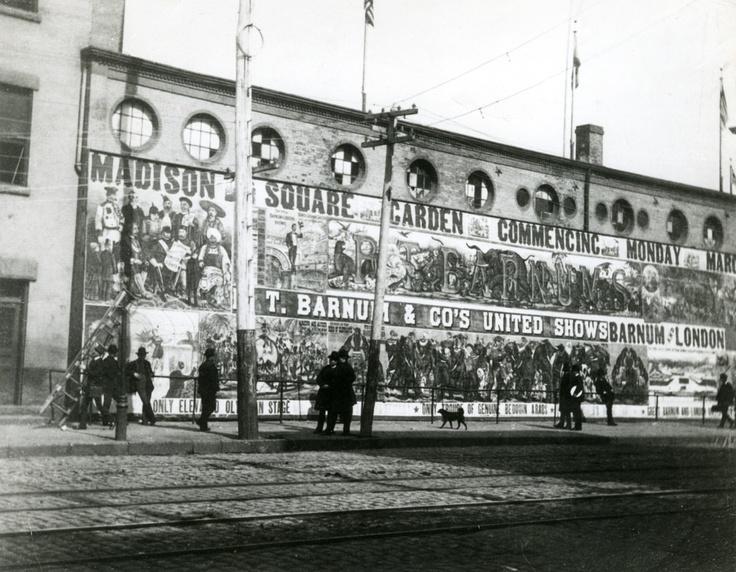 May 31, 1879: William Kissam Vanderbilt Renames Gilmoreu0027s Garden As Madison  Square Garden.