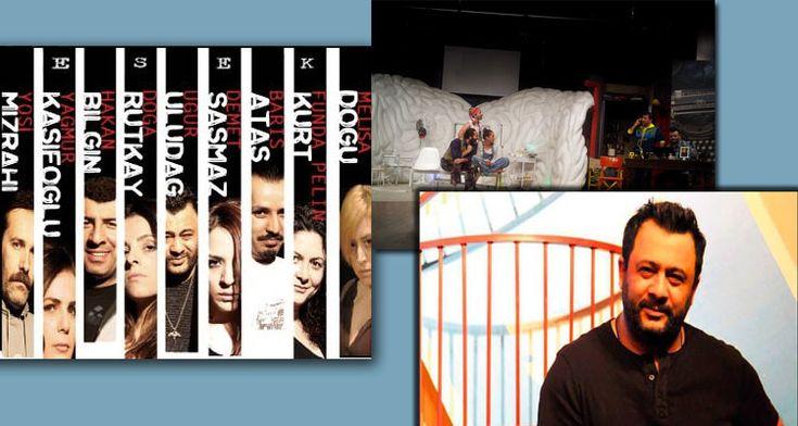 Uğur Uludağ Tiyatrosu Beşiktaş Belediyesi'nin gazabına uğrayarak 17 yıldır oynadığıAkatlar Kültür Merkezi'ndenatıldı.  http://724kultursanat.com/ugur-uludag-tiyatrosu-besiktas-belediyesinin-gazabina-ugradi/ #uğuruludağ #tiyatro #akatlarkültürmerkezi #e.s.e.k #sahne