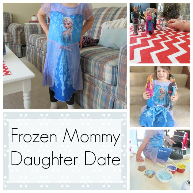FROZEN Mommy Daughter Date #fROZENFun #shop #cbias
