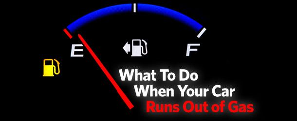 Running out of gas is probably one of the worst feelings. Plymouth Rock Assurance NJ wants to make sure you know what to do if your car runs out of gas.