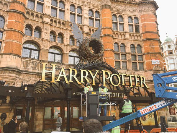 You have to see the new Harry Potter statue of Cursed Child Albus Severus