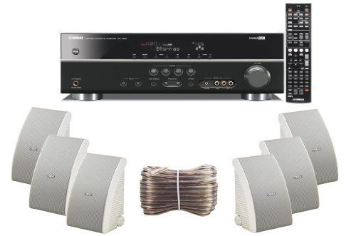 Yamaha   Channel Digital Home Theater Receiver