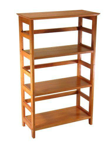 Winsome Wood 4-Tier Bookshelf, Honey Winsome Wood http://smile.amazon.com/dp/B000NPQLAU/ref=cm_sw_r_pi_dp_xYQnub031F35Y