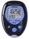 Omron Hj-113 Pocket Pedometer, Walking Style, Black  List Price: $32.00 Discount: $11.00 Sale Price: $21.00