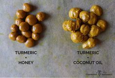 Turmeric bombs: an anti-inflammatory turmeric supplement - contain the anti-inflammatory herb along with synergistic herbal ingredients shown increase the bioavailability of turmeric.