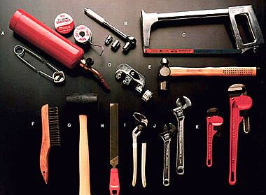 25+ best ideas about Plumbing tools on Pinterest | Utility room ...