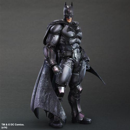 BATMAN:ARKHAM ORIGIN  PLAY ARTS–KAI- BATMAN