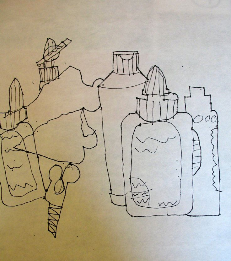 How To Teach Contour Line Drawing : Images about contour line drawing on pinterest