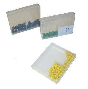 Schüttelbox für die Zahlenzerlegung Arbeits- und Lehrmittel Mathematik