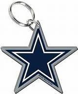 Dallas Cowboys acrylic premium key ring